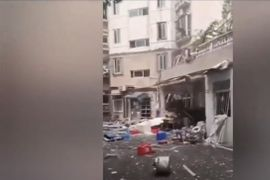 Pharmaceutical Plant Explosion in China Kills 6, Injures 1