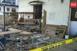 Explosion at Plywood Factory in India Kills Two