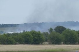 Texas Plastics Plant Near Austin Destroyed by Fire