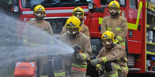 Poultry Processing Plant Fire Reported in England