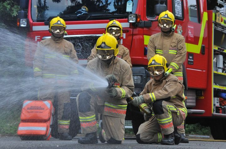 - Photo Courtesy of Norfolk Fire and Rescue Service