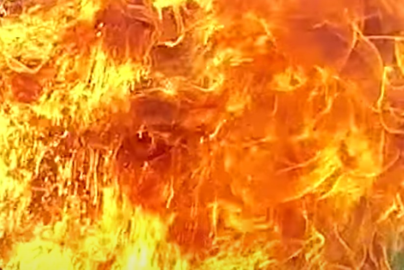 Fire Damages Heavy Insulation Plant in South Korea