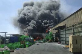 Two Injured in Fire at Taiwanese Magnesium Alloy Plant