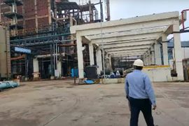 Pressure Release Kills 1 at Chemical Plant in India