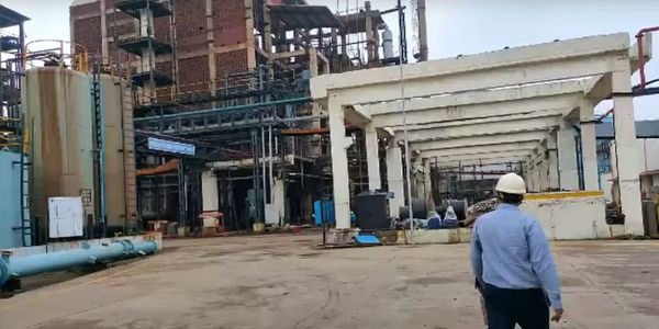 The Chemiorganic Chemicals plant in Jhagadia, India.