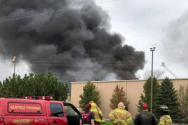 Michigan Pickle Plant Heavily Damaged by Fire