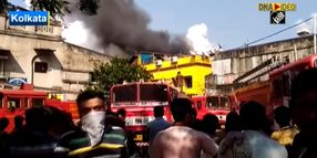Plastics Factory in Eastern India Swept by Flames