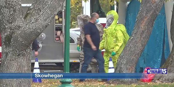 Hazmat protocols were followed after at least 30 workers became ill at a Maine shoe factory...