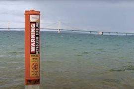 Michigan to Shut Down Pipelines Beneath Straits of Mackinac
