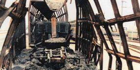 Mammoth Eurotunnel Blaze Marks 24th Anniversary