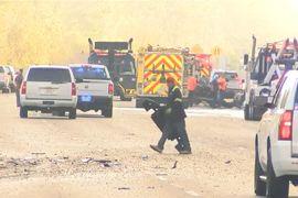 Fiery Tanker Truck Crash in Louisiana Injures Two