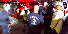 Chemical Odor Traced to Hazmat Situation in Ohio