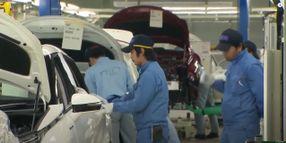 Parts Plant Fire Closes Japanese Auto Assembly Sites