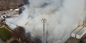 Fire at Kentucky Paneling Plant Causes Massive Damage