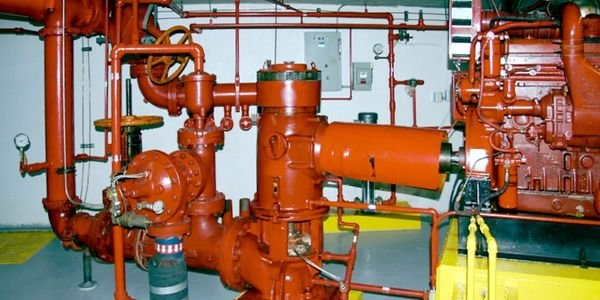 Reliable Stationary Diesel Engine Fire Pumps