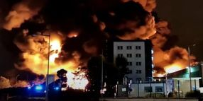 Report Contradicts Lubrizol on Massive 2019 French Fire