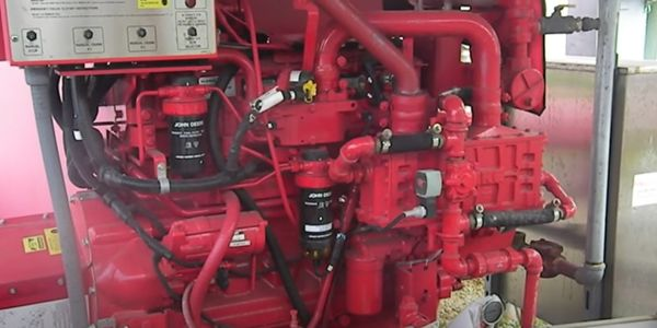 Guarantee Your Diesel Fire Pump Is Ready For Action