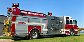 Sutphen Pumper Shatters Industry Record