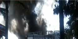 Five people died Thursday in a fire at a vaccine manufacture in India reputed to be the largest...