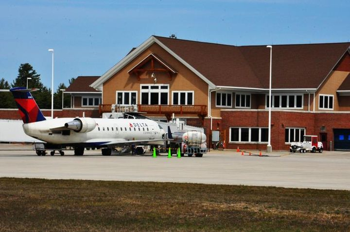 The incident occurred on Jan. 27 as Emmet County's airport firefighting contractors conductedroutine tests on their equipment. -