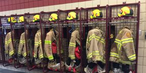 Study Shows Almost All Fire Stations' Dust Is From Unknown 'Forever Chemicals'
