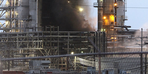 6 Workers Injured in Delek Refinery Fire at El Dorado