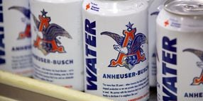 Fire Departments Can Apply for Canned Drinking Water from Anheuser-Busch and the National Volunteer Fire Council