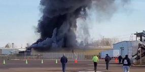 Fire at Oregon Ethanol Plant Prompts Evacuations