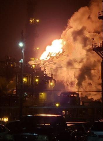 Valero Refining-Merauxwill pay $47,357 in fines to the EPA for safety violations in April 10, 2020, incident. -