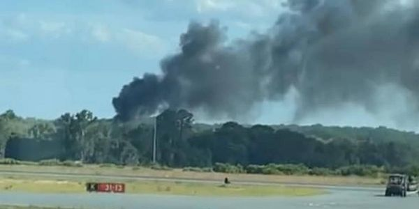 Preliminary investigations show the helicopter went into a tailspin and at some point, its tail...