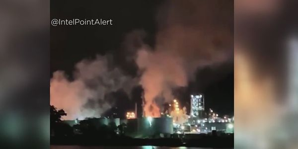 The plant caught fire late May 29 and was extinguished the morning of May 30.