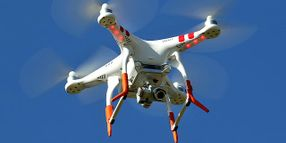 JOIFF Announces Drone Conference for Emergency Responders