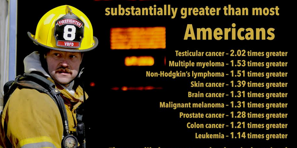 NC Senate Budget Omits Cancer Coverage for Firefighters