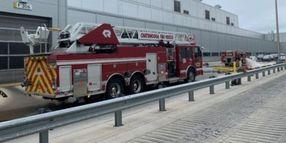 7 Volkswagen Employees Suffer Minor Smoke Inhalation in Plant Fire
