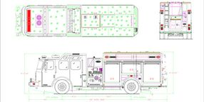REV Group Announces Fully Electric North American-Style Fire Apparatus
