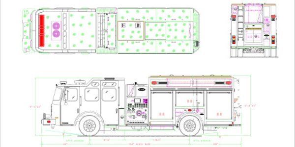 Available for delivery in 2022, this rig features a North American design and is completely...