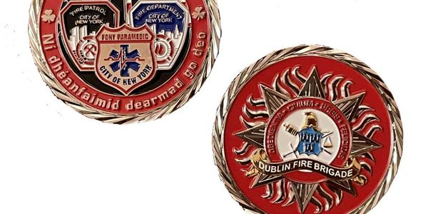 9/11 Commemorative Coin Available for Purchase