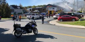7 People Rushed to Hospital Following Quebec Plant Explosion