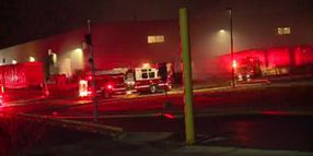 15 Fire Departments Assist in Germantown, Wis., Industrial Fire
