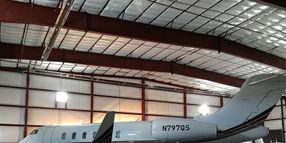 Environmentally Safe Fire Protection for Aircraft Hangars Adopted in NFPA 409 2022 Edition