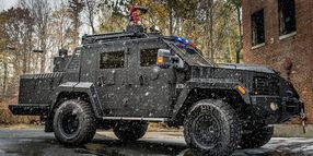 FireCat Response Vehicle