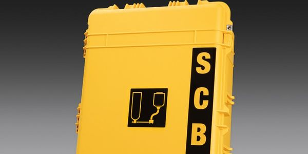 Allegro Industries' new all-weather SCBA wall case series is designed for the storage of...
