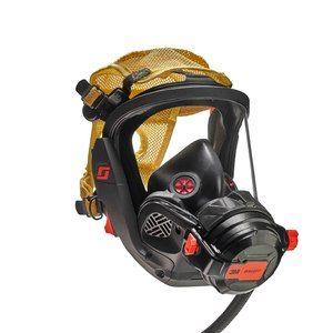 3M™ Scott™ Vision C5 Facepiece with E-Z Flo C5 Regulator - 3M™ Scott™