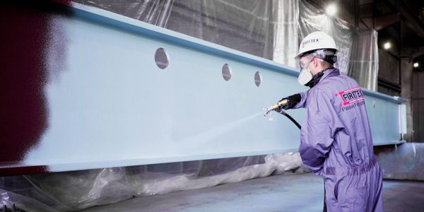 The 100% solids epoxy intumescent FIRETEX FX9502 requires a lower dry film thickness (DFT) and...