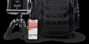 identiFINDER R700 Backpack Radiation Detector