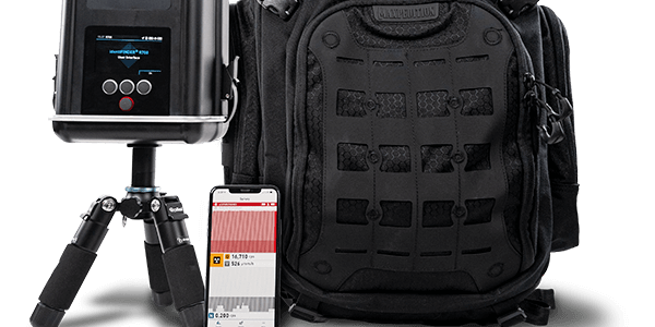 The identiFINDER®R700 Backpack Radiation Detector is a mobile system for radiological monitoring.