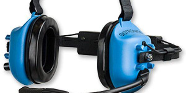 Each SE-9 wireless system comes complete with headset, base unit, 12-volt charger, rechargeable...