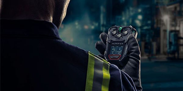 MSA Connected Work Platform, Driven by the ALTAIR io™ 4 Gas Detection Wearable