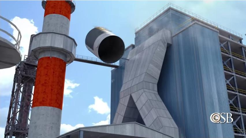 DeRidder Paper Mill Explosion