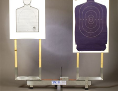 The TAC II portable turning target system from Elite Target Systems is wireless, compact, and...